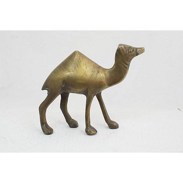 1950s Brass Camel - Image 2 of 4