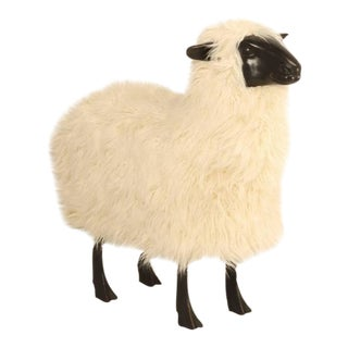 Sheep from the Old Plank Collection