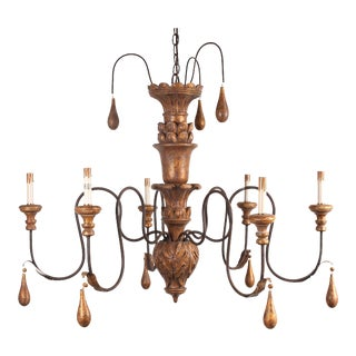 Currey & Co. Mansion Chandelier