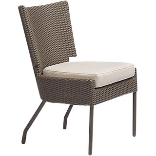 Barbara Barry for McGuire Outdoor Dining Side Chair