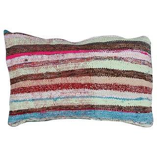 Moroccan Boucherouite Pillow Sham
