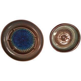MCM Robert Maxwell & J. Sanders Glazed Stoneware