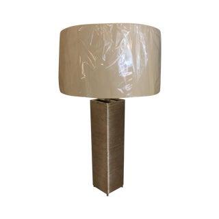 Handmade Wire Lamp