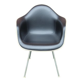 Eames Black Shell Armchair