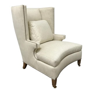 RJones Wingback Waternish Chair