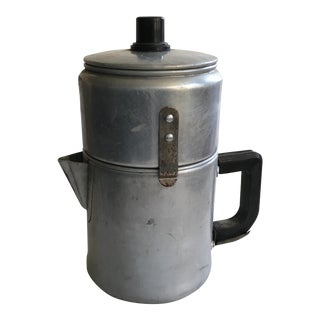 Antique Drip-O-Lator Travel Coffee Maker