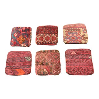 Vintage Kilim Pillows - Set of 6