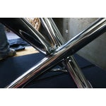 Image of Chrome Tripod Dining Table