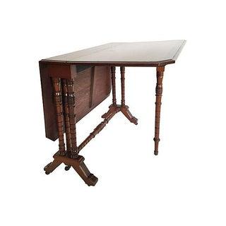 19th Century Gate Leg Table