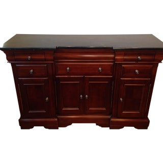 Avignon Marble Top Sideboard