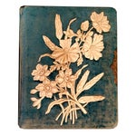 Image of Antique Nouveau Photo Albums - Set of 5