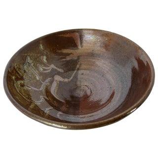 Artisan Ceramic Console Bowl