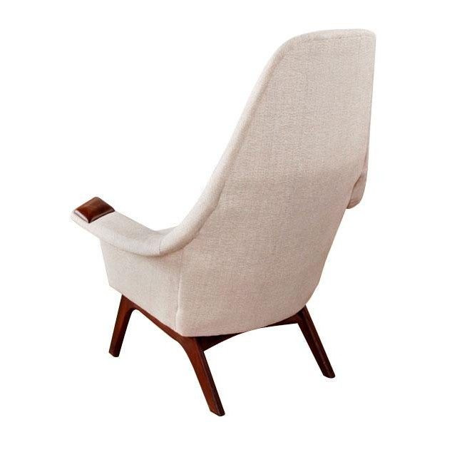 Mid-Century Modern Arm Chair - Image 2 of 3