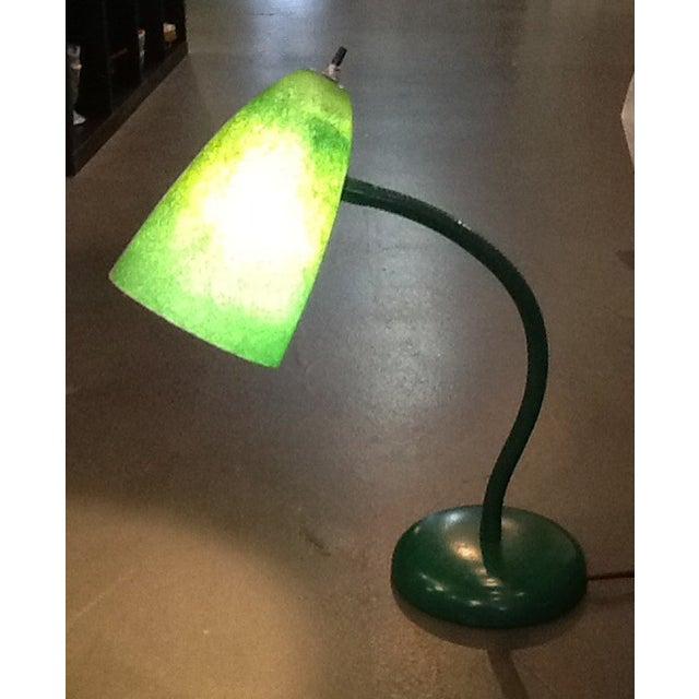 Mid-Century Bullet Student Desk Lamp - Image 3 of 4