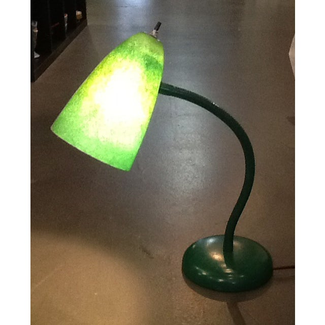 Image of Mid-Century Bullet Student Desk Lamp