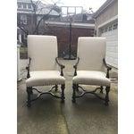 Image of Antwerp Arm Chairs - Pair