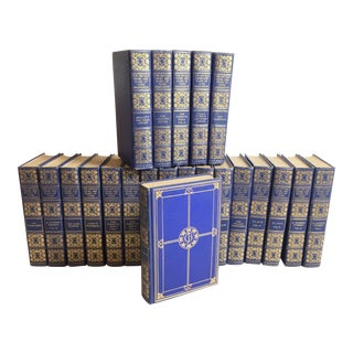 """The Novels and Plays of John Galsworthy"" Books - 22 Volume Collection"