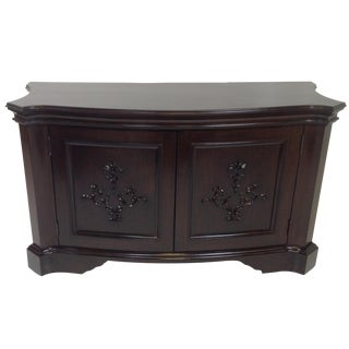 Custom Country French Cabinet