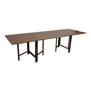 Bruno Mathsson Style Maria Dining Table
