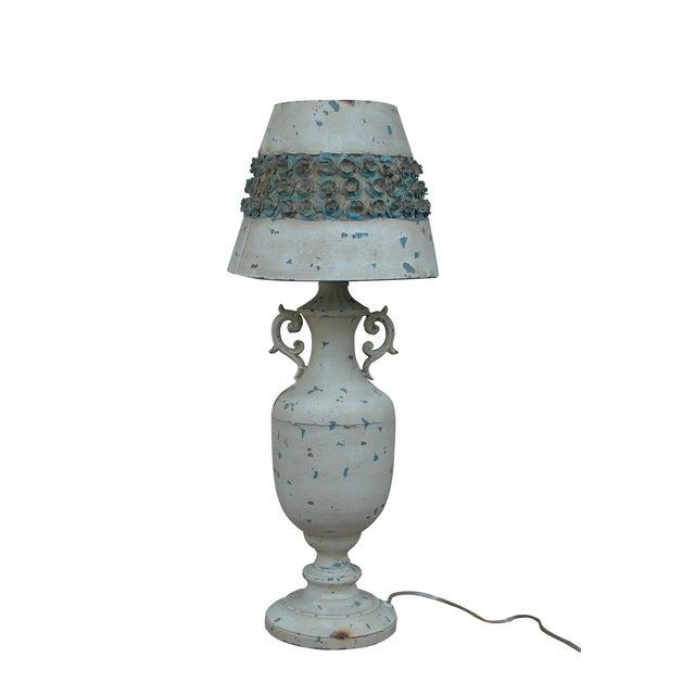 Nostalgia Rose Shade Lamp - Image 5 of 5