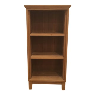 Handcrafted Teak Arts & Crafts Style Bookcase
