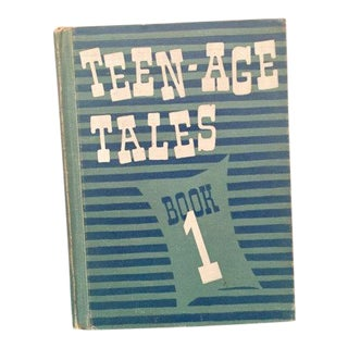 Teen-Age Tales - Book 1 Vintage Book, 1954