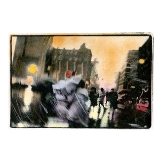 "Fernando Natalici ""Manhattan Rain"" 1985 Photo"