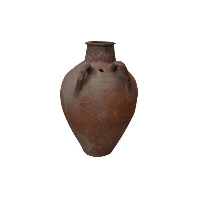 Greek Antique Pottery - Wine Stamna - Image 1 of 5