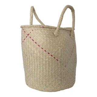 Peruvian Woven Basket
