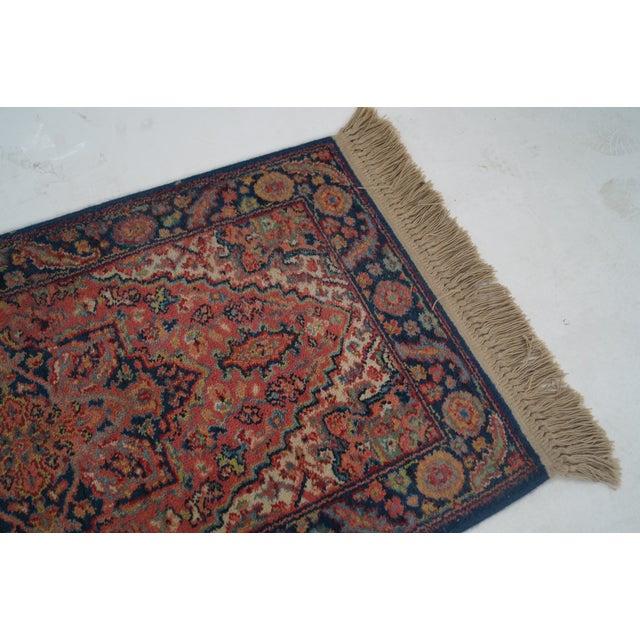 Vintage Karastan Heriz Area Rug - Image 6 of 9