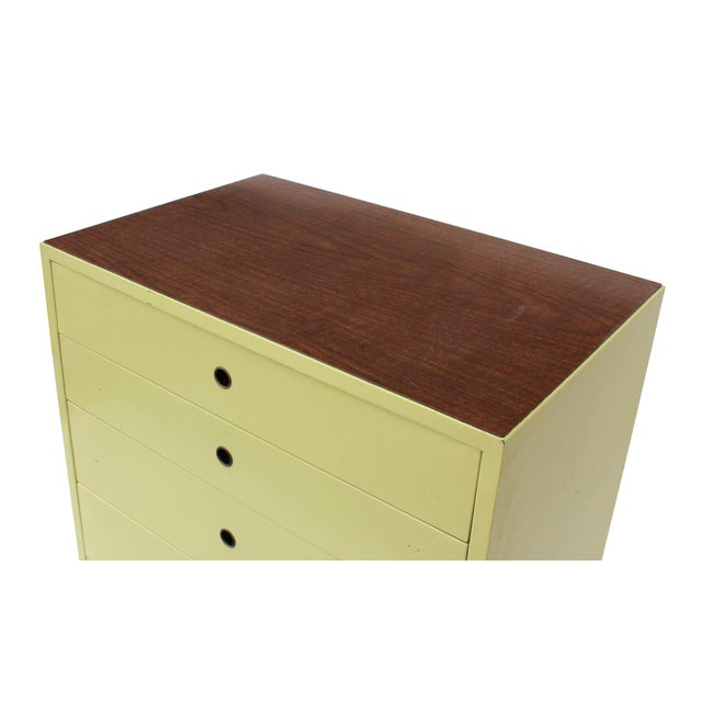 Early Modern Chest Dresser by Norman Bel Geddes for Simmons, #1 - Image 2 of 10