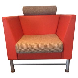 Ettore Sottsass Eastside Lounge Chair