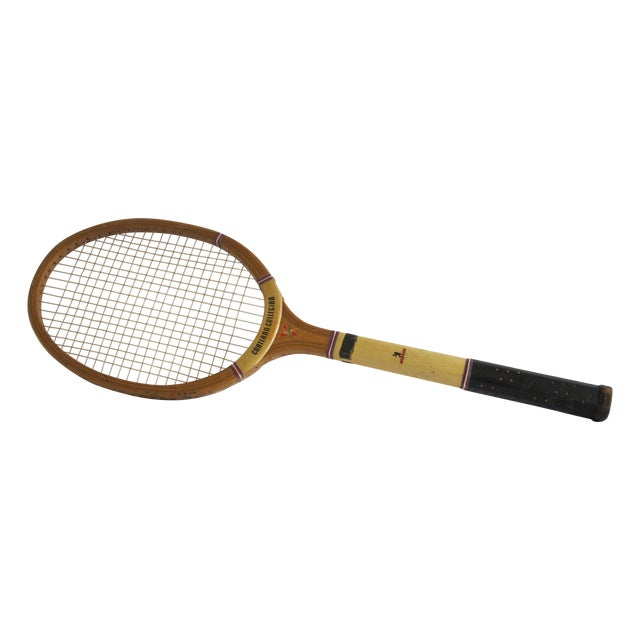 Image of Cortland Collegian Tennis Racquet