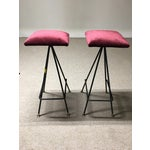 Image of Adrian Pearsall Handmade #11 Bar Stools- A Pair