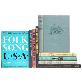 Southern Music Heritage Books - Set of 9