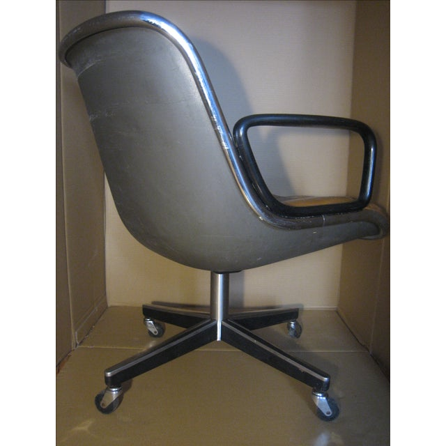Original Knoll Executive Chair by Charles Pollock - Image 5 of 7
