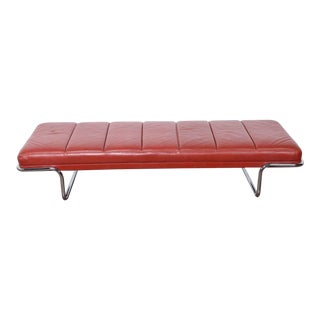 Leather Daybed by Brayton