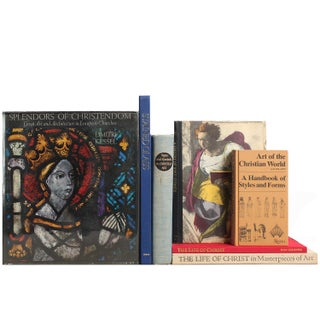 Christendom Art Book Selections - Set of 7