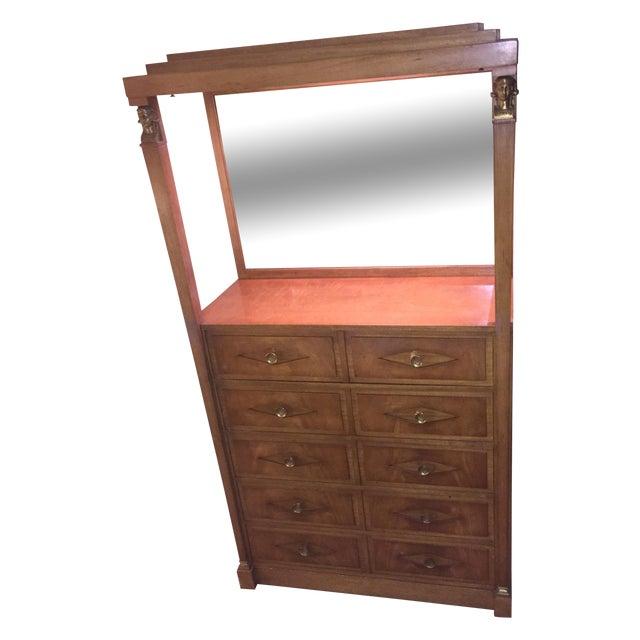 Hollywood Regency Style Dresser by Grosfeld House - Image 1 of 10