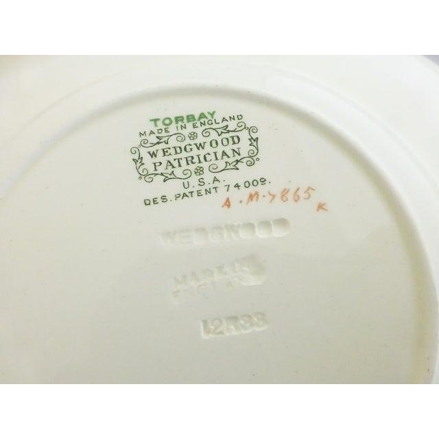 Wedgwood Creamware Rim Soup Bowls - Set of 5 - Image 7 of 7