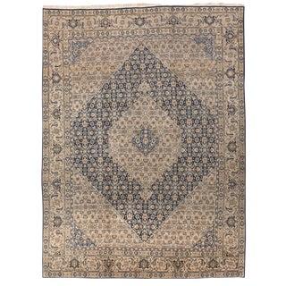 Antique Persian Tabriz Rug - 10′ × 13′