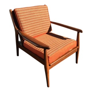 Baumritter Style Danish Modern Lounge Chair