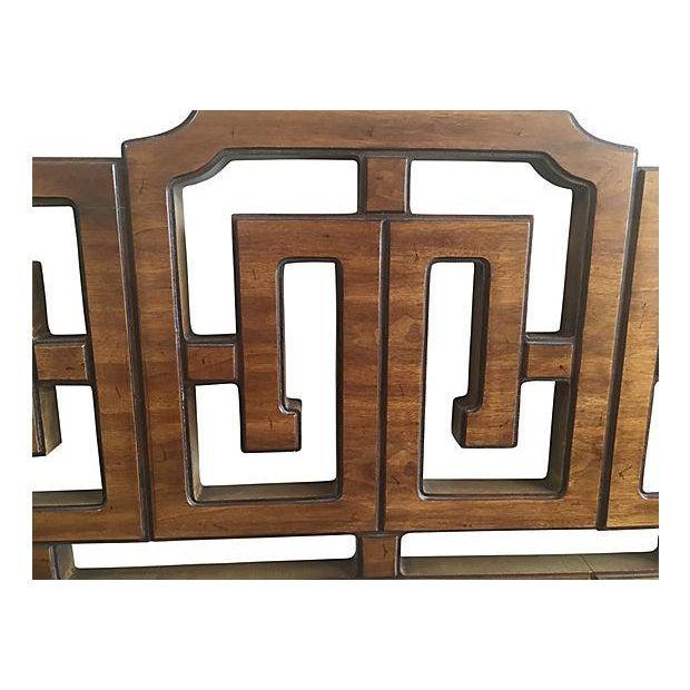 Image of Thomasville Mid-Century Headboard