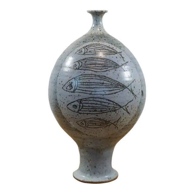 Antonio Prieto Bottle Shaped Vase - Image 1 of 10