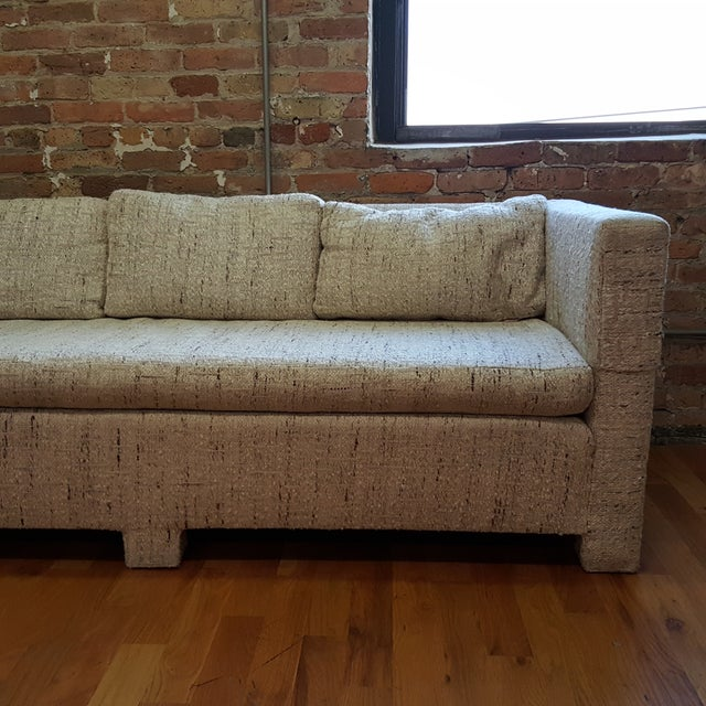 1970s Large Milo Baughman Style Sectional - Image 4 of 7