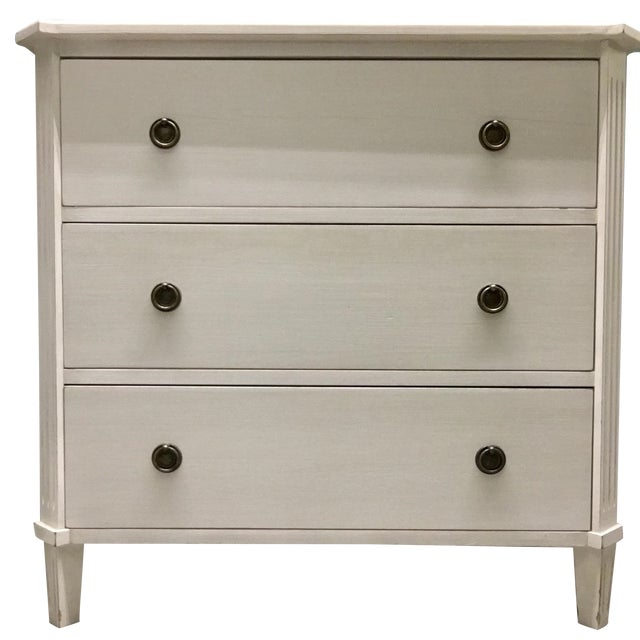 Swedish Gustavian Style Chest of Drawers - Image 1 of 11