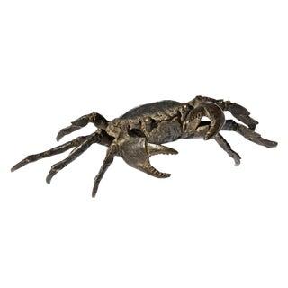 Renaissance Bronze Crab School of Genoa