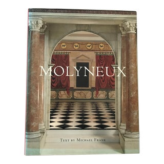 'Molyneux' Hardcover Decorating Book