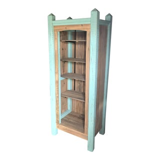 Shabby Sheik Tropical Hutch