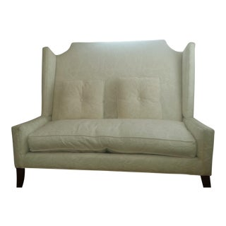 Pearson Handcrafted Upholstered Loveseat